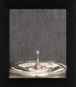 Lacrima cm.77x65 2012 grafite su tavola_0006